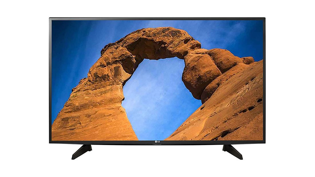 LG 108 cm (43 Inches) Full HD Smart LED TV
