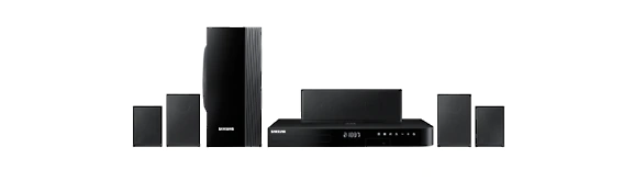 Samsung HT-J5100K/XL 5.1 Channel Home Theater System