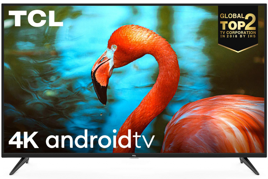 TCL AI 4K UHD Certified Android Smart LED TV
