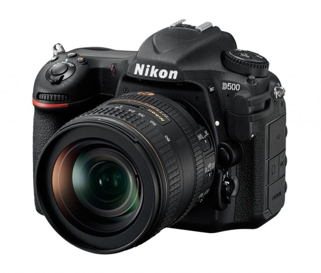 Nikon D500 20.9MP Digital SLR Camera