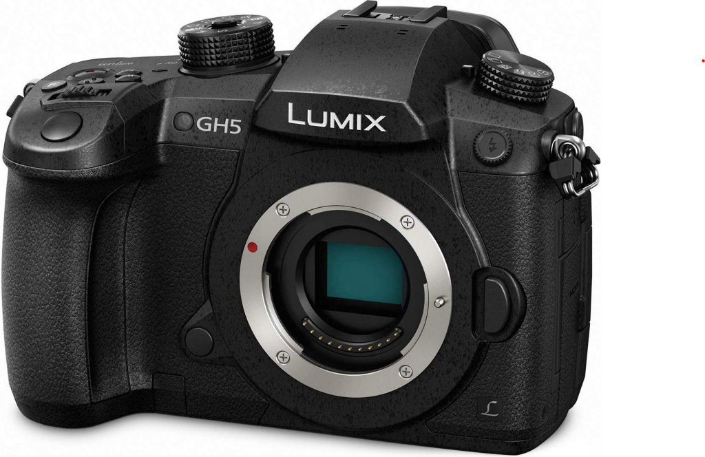 Panasonic Lumix DMC-G85 DSLR Camera