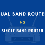 Dual band router vs single band router